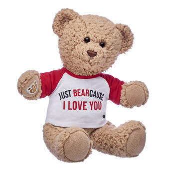 Online Exclusive Timeless Teddy Just BEARcause Gift Set, , hi-res
