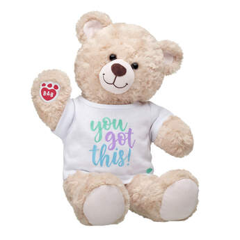 Online Exclusive Happy Hugs Teddy You Got This Gift Set, , hi-res