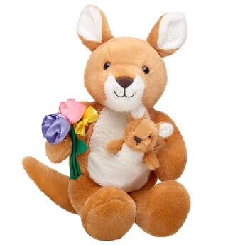 Online Exclusive Kangaroo and Joey Gift Set, , hi-res