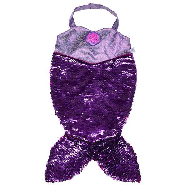 Flip Sequin Mermaid Costume - Build-A-Bear Workshop®
