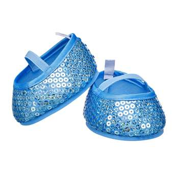 Blue Sequin Flats - Build-A-Bear Workshop®