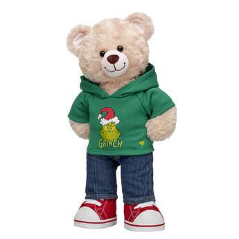 Happy Hugs Teddy Grinch Gift Set, , hi-res
