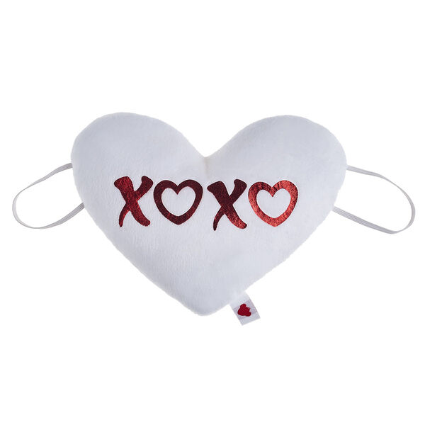 Build-A-Bear Workshop XOXO Stuffed Animal Heart Plush Wrist Accessory, , hi-res
