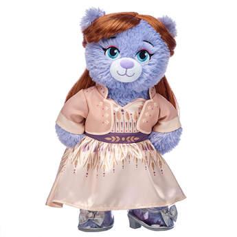 Disney Frozen 2 Anna Inspired Bear Arendelle Gift Set, , hi-res