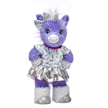 Purple Stardust Unicorn Gift Set, , hi-res