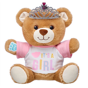 Online Exclusive Little Cub Hugs Teddy Furever Princess Gift Set, , hi-res