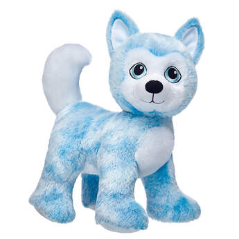 Blue Blast Husky - Build-A-Bear Workshop®