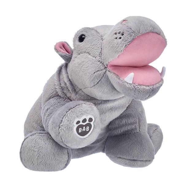 Online Exclusive Happy Lil' Hippo - Build-A-Bear Workshop®