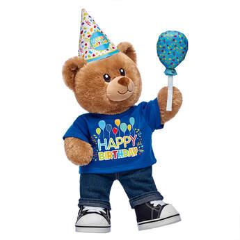 Birthday Treat Bear Birthday Boy Gift Set, , hi-res