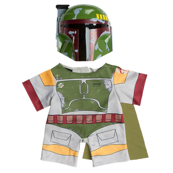Boba Fett™ Costume 2 pc., , hi-res