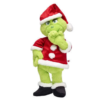 The Grinch Santa Suit Gift Bundle, , hi-res