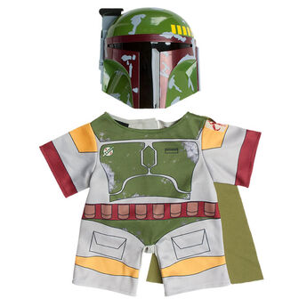Turn any furry friend into a Star Wars bounty hunter. Add this outfit to your Star Wars universe.© & ™ Lucasfilm Ltd.