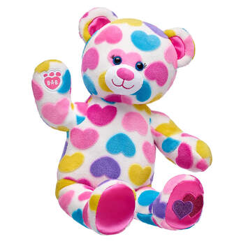Online Exclusive Big Hearts Bear - Build-A-Bear Workshop®
