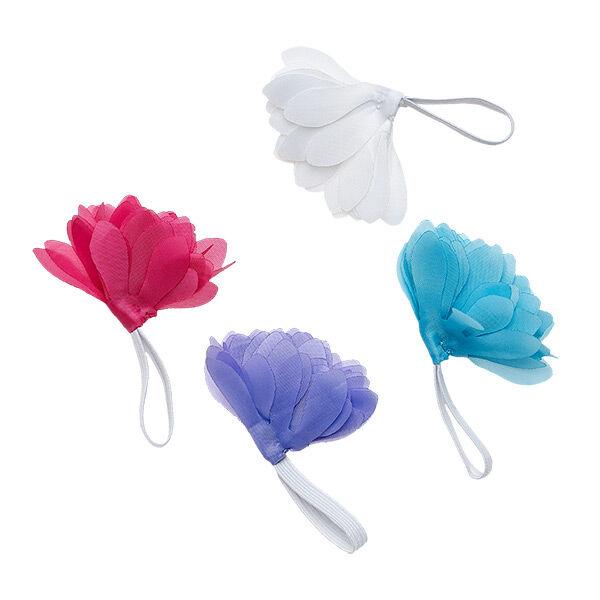 Flower Bows 4 pc., , hi-res
