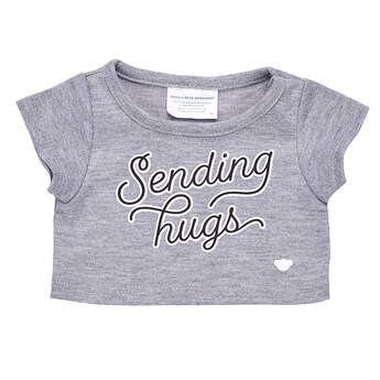 Online Exclusive Sending Hugs T-Shirt - Build-A-Bear Workshop®