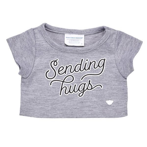Online Exclusive Sending Hugs T-Shirt - Build-A-Bear Workshop®