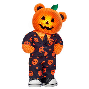 Pumpkin Glow Bear Gift Set, , hi-res