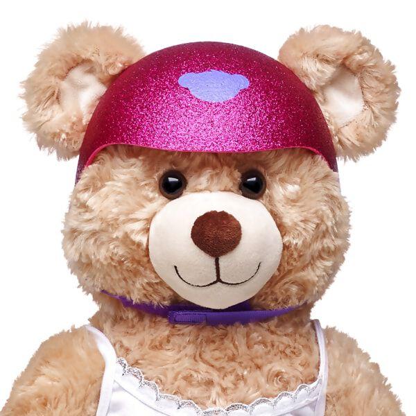Pink Glitter Helmet, , hi-res