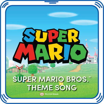 Super Mario Bros.™ Theme Song - Build-A-Bear Workshop®