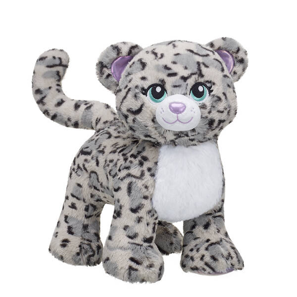Snow Sparkle Leopard - Build-A-Bear Workshop®