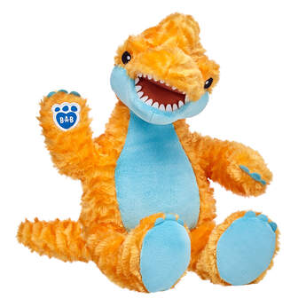 Toothy Brachiosaurus - Build-A-Bear Workshop®