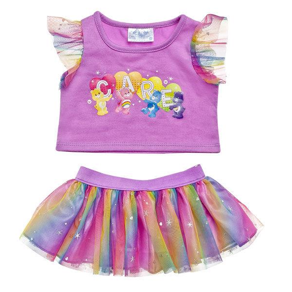 Care Bears Tutu Outfit 2 pc., , hi-res