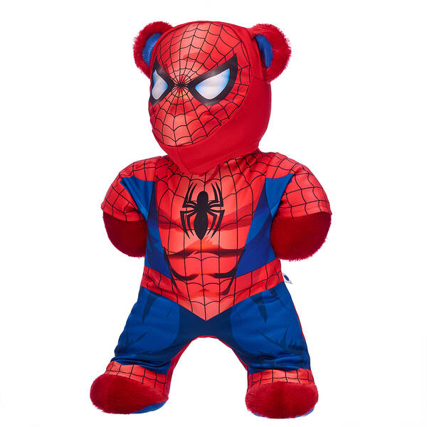 Spider-Man Inspired Bear Gift Bundle, , hi-res