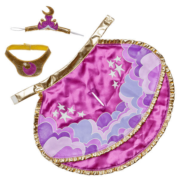 MY LITTLE PONY PRINCESS LUNA Cape Set 3 pc., , hi-res