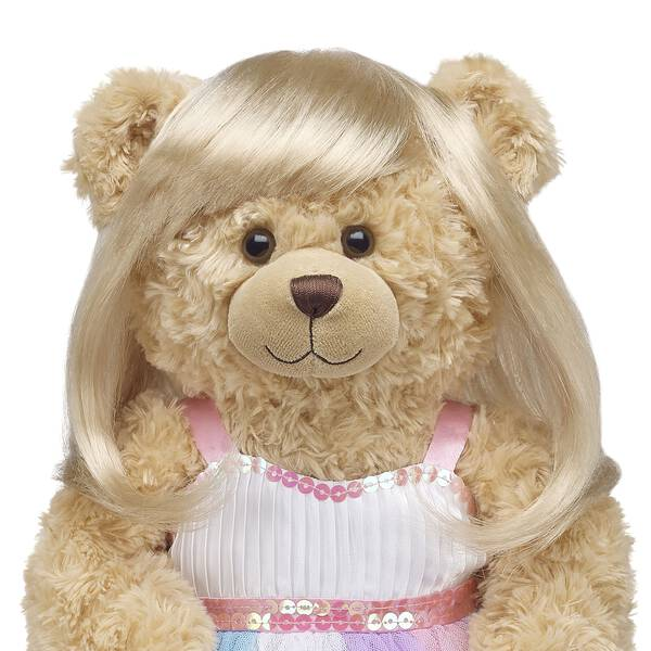 Blonde Wig - Build-A-Bear Workshop®