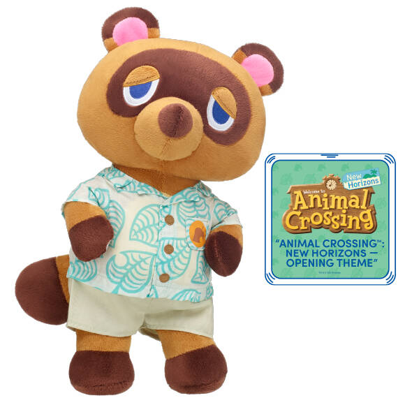 Animal Crossing™: New Horizons Tom Nook Summer Gift Bundle with Opening Theme Music, , hi-res