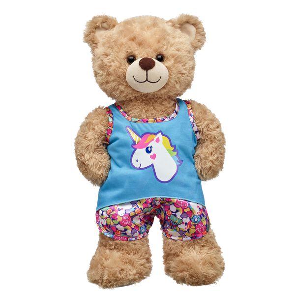 Rainbow Unicorn Pyjamas, , hi-res