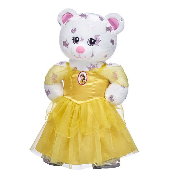 Disney Princess Inspired Bear Belle Gift Set, , hi-res