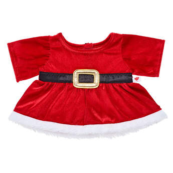 Santa Dress - Build-A-Bear Workshop®