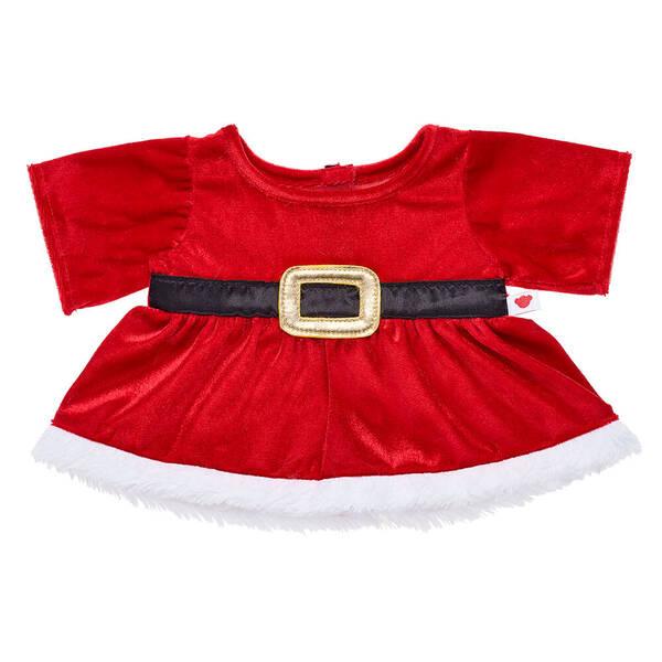 Santa Dress - Build-A-Bear Workshop®