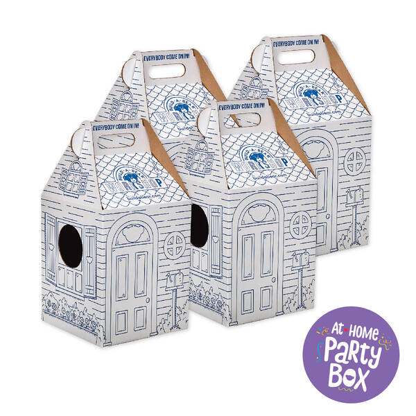 Sparkly Hearts Party Box – 4 People, , hi-res