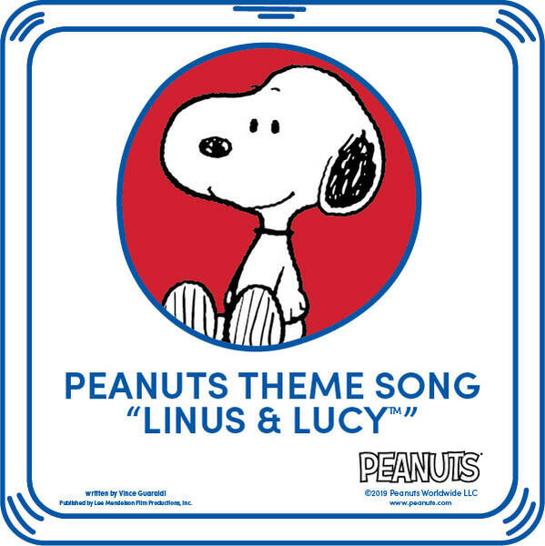 """Linus and Lucy™"" Song - Build-A-Bear Workshop®"