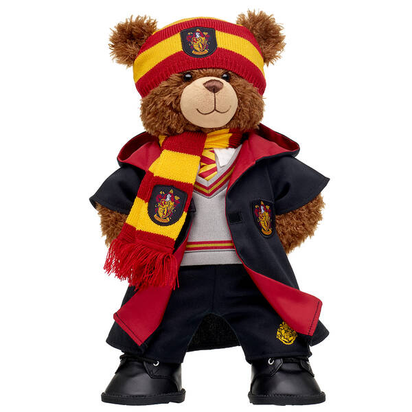 HARRY POTTER™ Bear Gift Set with HOGWARTS™ Pants and GRYFFINDOR™ House Beanie, , hi-res