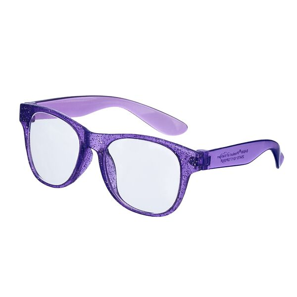 Purple Frame Glasses, , hi-res