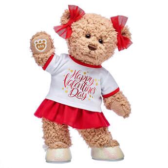 Timeless Teddy Valentine's Day Gift Set, , hi-res