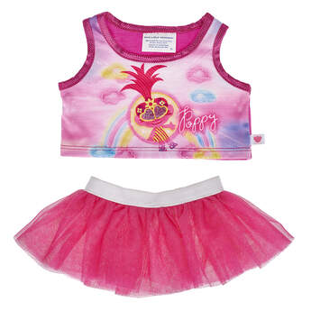 DreamWorks Trolls Poppy Skirt - Build-A-Bear Workshop®