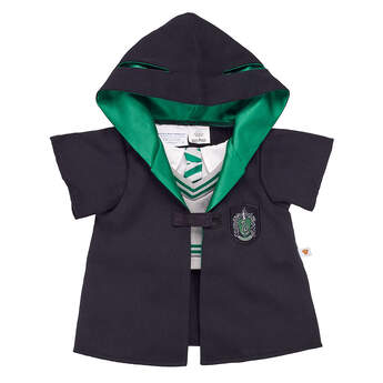 Slytherin House Robe - Build-A-Bear Workshop®