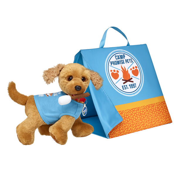 Promise Pets™ Copper Golden Retriever Camping Gift Set, , hi-res