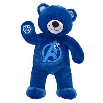 Captain America Bear, , hi-res