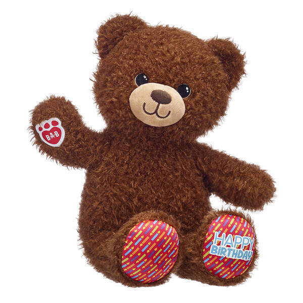 Birthday Treat Bear - Build-A-Bear Workshop®