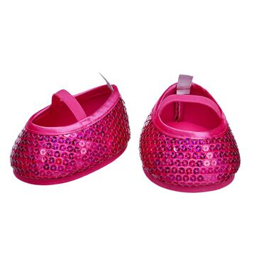Every pair of paws needs a little razzle dazzle! With a blast of colour and the perfect amount of shine, your furry friend will be looking stylish as can be in these fuchsia sequin flats.