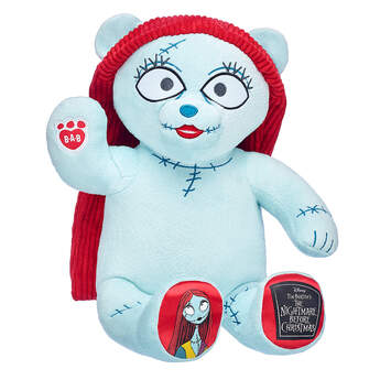 Build A Bear Nightmare Before Christmas Uk.The Nightmare Before Christmas Sally Plush Doll Shop At