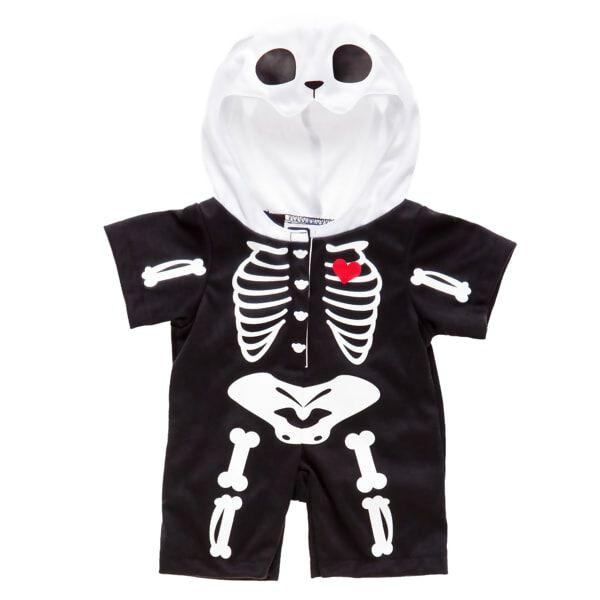 Bear Bones Skeleton Costume, , hi-res