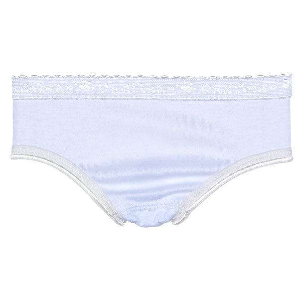 White Knit Panties, , hi-res