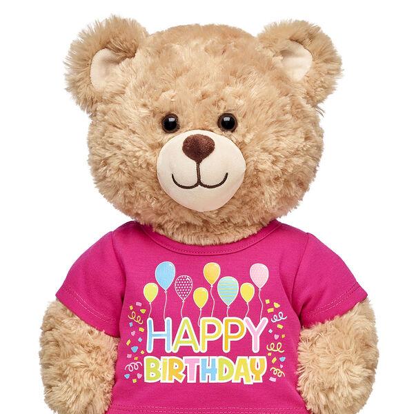 Pink Birthday T-Shirt, , hi-res