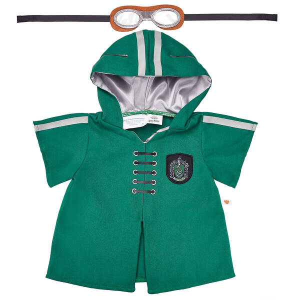 SLYTHERIN™ House QUIDDITCH™ Costume - Build-A-Bear Workshop®